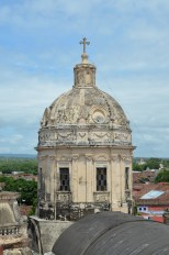 La Merced tower