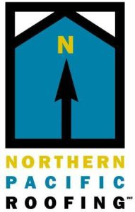 Northern Pacific Roofing Logo