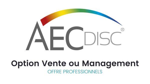 AEC Option Vente ou Management pour les professionnels