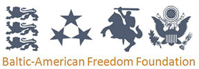 Baltic American Freedom Foundation logo