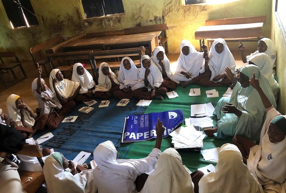 Drivers of Change Interview- Habiba Mohammed, Mentoring Girls