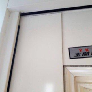 ドアの段差