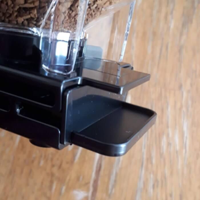 コーヒー計量器プレート