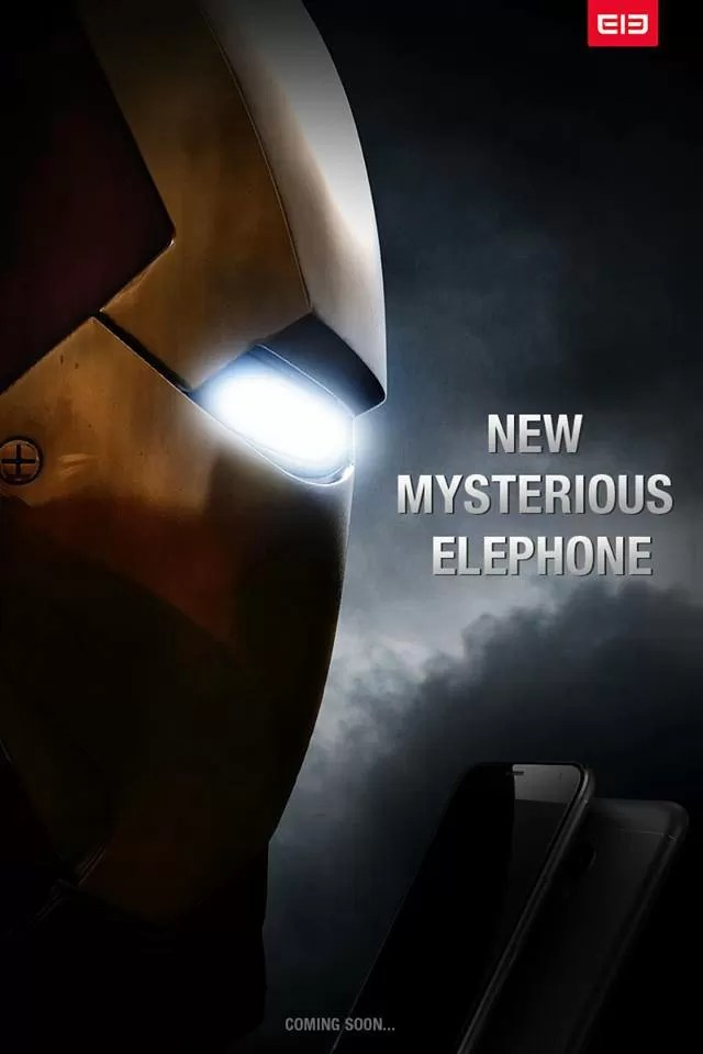 Elephone P9000 Iron Man