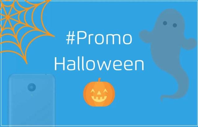 Meizu promo halloween