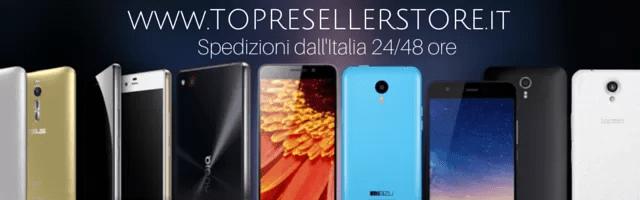 Topresellerstore.it - Spedizioni dall'Italia in 24-48 ore