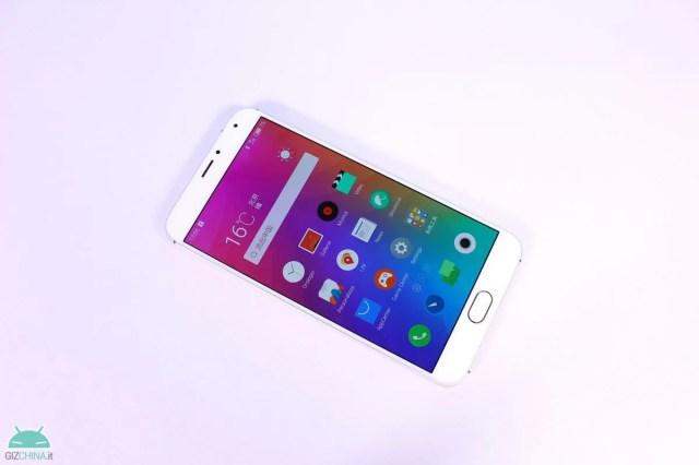 Meizu MX5 con Flyme 5