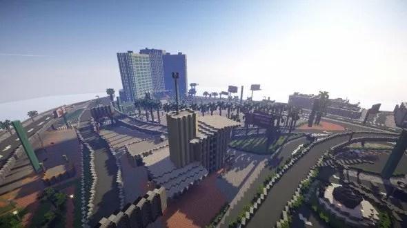 GTA5 in Minecraft