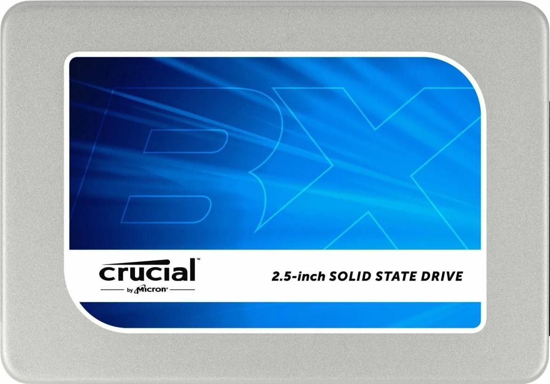 Crucial disco SSD