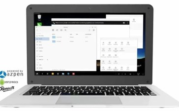 Hybrx, il PC portatile da €62