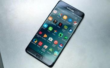 Samsung-Galaxy Note 7 Snapdragon 820 vs Exynos 8890