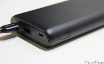 Powerbank Anker PowerCore Speed 20000 QC Quick Charge