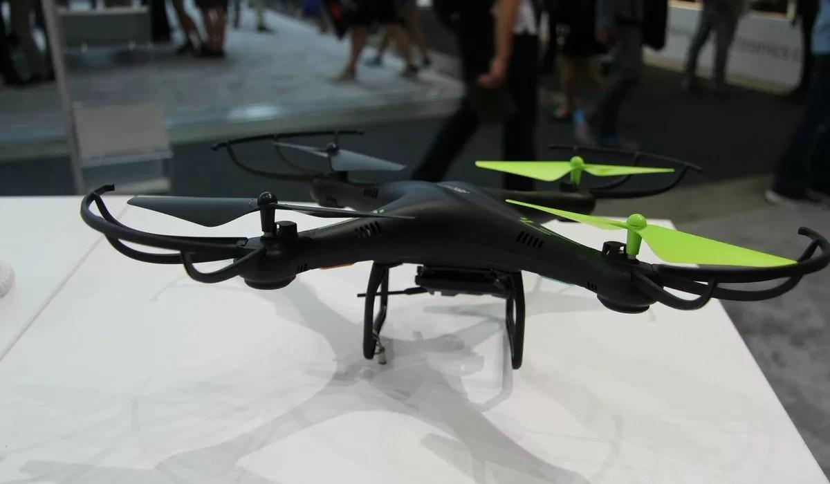 Archos Drone Ifa 2016 hands-on