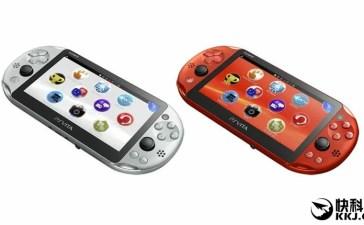 PS Vita nuovi colori