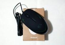 inateck mouse con filo