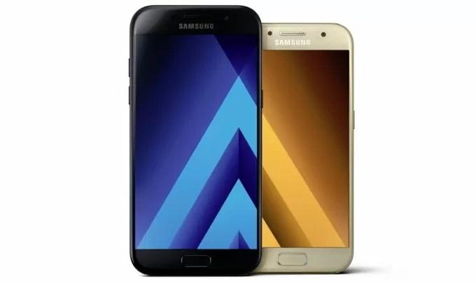 Samsung Galaxy A5 (2017) si aggiorna con la patch di Febbraio
