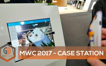 Case Station MWC 2017