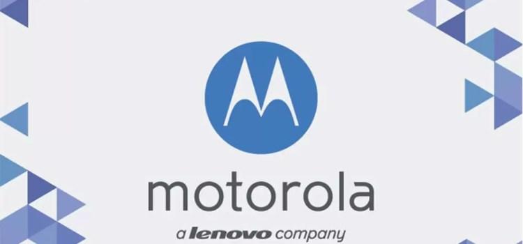 Lenovo Motorola Moto logo