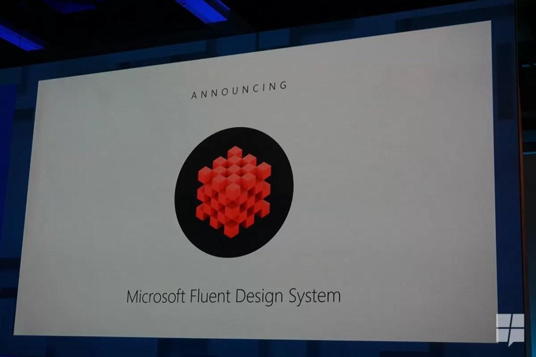 microsoft fluent design project neon