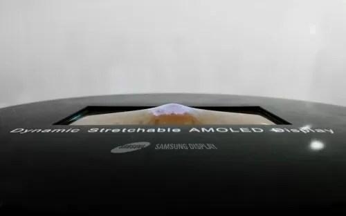 samsung smartphone display flessibile