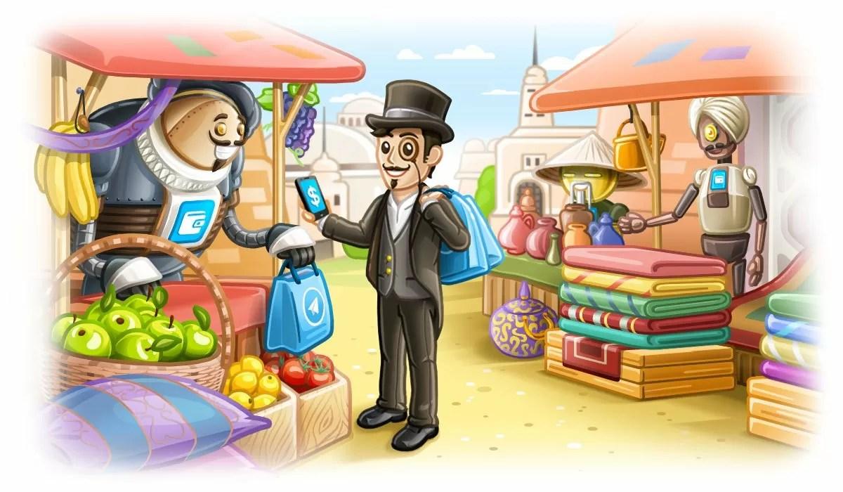 telegram pagamenti bot