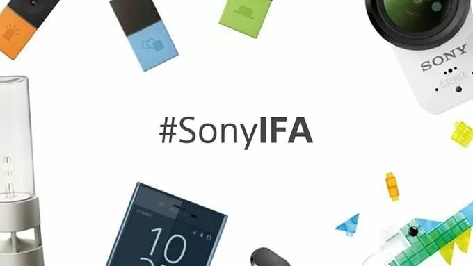 Sony IFA 2017