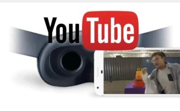 YouTube VR180
