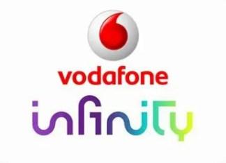 Vodafone Inifnity TV