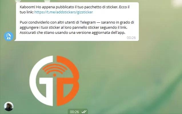 Sticker Telegram