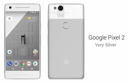 Google Pixel 2 colorazioni