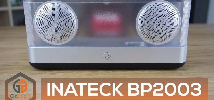 Recensione Inateck BP2003