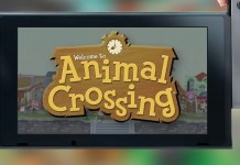 Nintendo Switch Animal Crossing