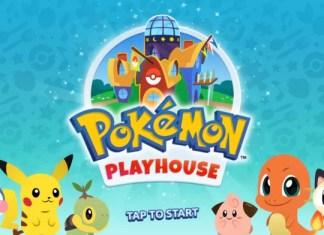 Casetta dei Pokémon