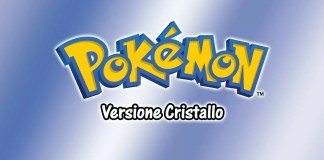 Pokémon Cristallo Virtual Console Nintendo 3DS