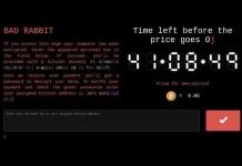 BadRabbit-ransomware