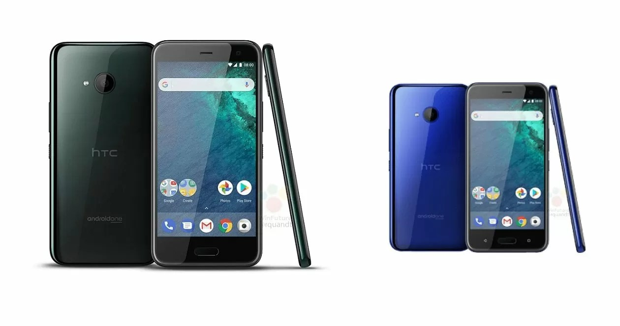 HTC U11 Life ufficiale: Android One in Italia a 395 euro