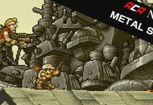 Metal Slug X Nintendo Switch
