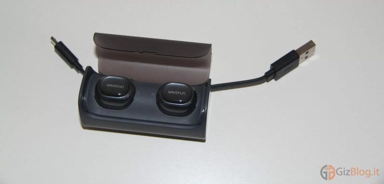 Wavefun X-Pods recensione auricolari true wireless