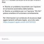 iphone x aggiornamento ios 11.1