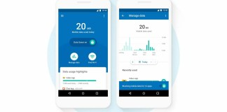 Datally Google applicazione mobile data manager