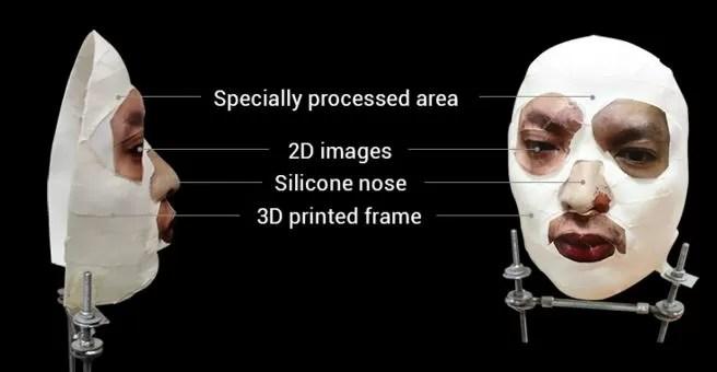 IPhone X - il Face ID tratto in inganno da una maschera