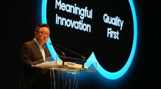 smart speaker Samsung