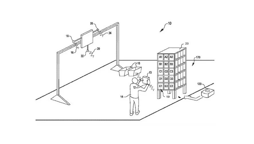 Amazon brevetta un braccialetto elettronico per controllare i dipendenti e la merce