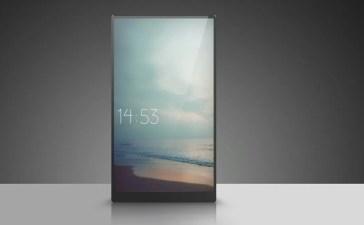 smartphone concept