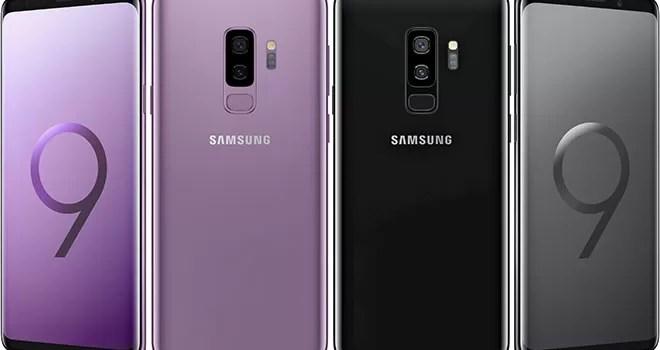 samsung galaxy s9+ pellicole cover accessori
