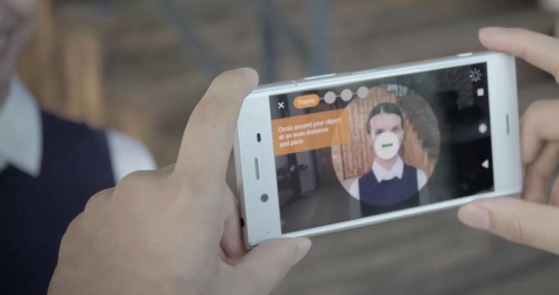 sony 3d creator 2.0 Selfie 3D