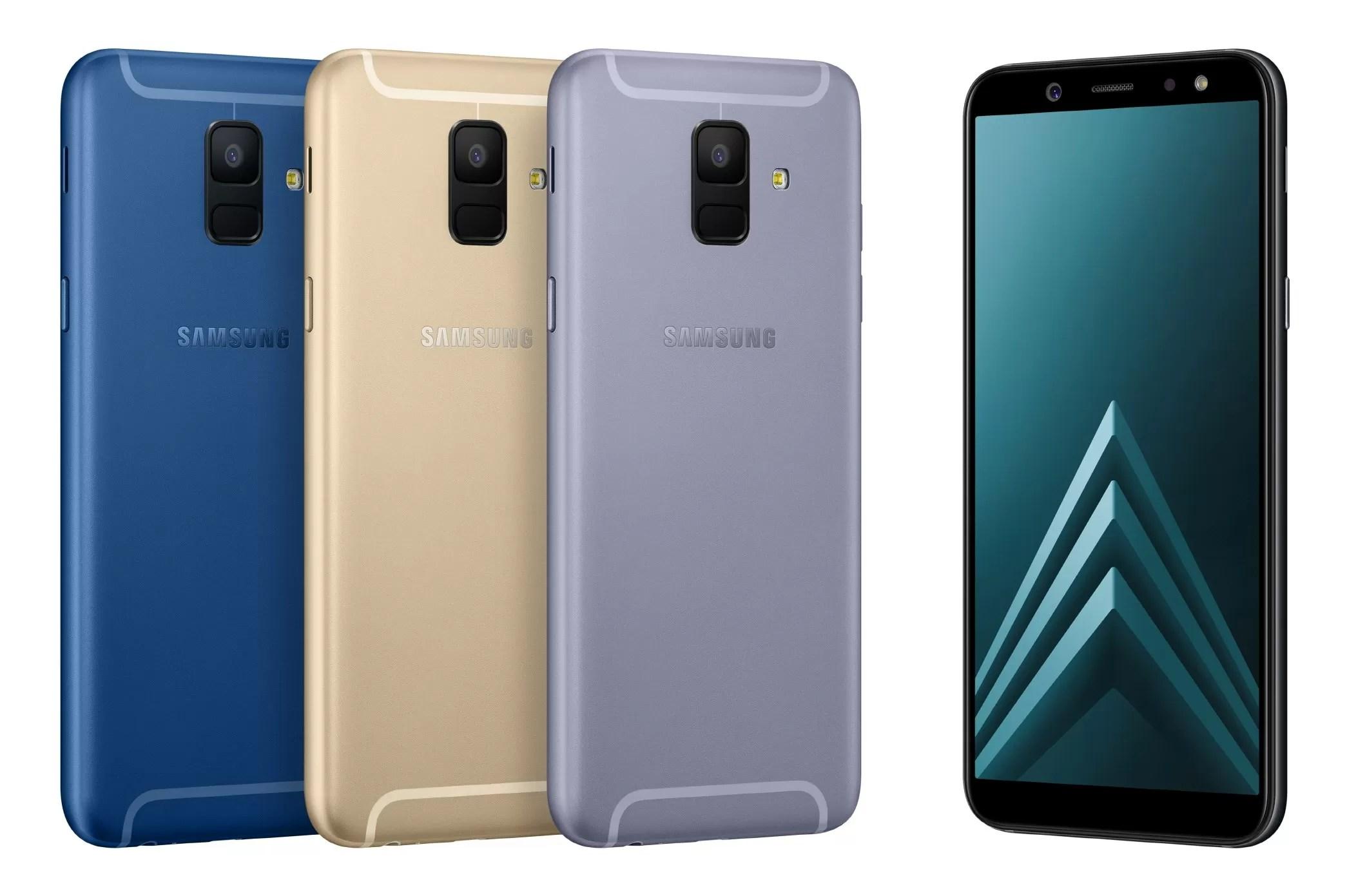 Samsung Galaxy S10: sensore delle impronte sotto al display | Rumors