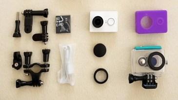 Recenze Xiaomi Yi Sport Camera