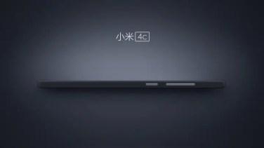 Xiaomi MI 4c černá 2