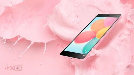Xiaomi MI 4c růž 2